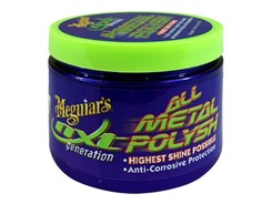Meguiar's NXT All Metal Polish, 142 gram