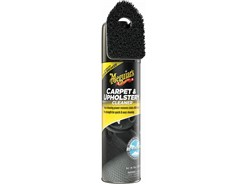 Meguiar's Carpet & Upholstery Cleaner m. børste, 454 ml