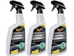 Meguiar's Ultimate Waterless Wash & Wax 3PAK, 3x768 ml
